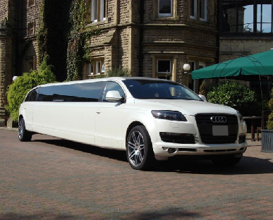 Limo Hire in Usk