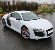 Audi R8 Hire in Caerphilly