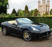 Ferrari California Hire in Cardiff