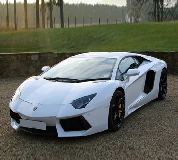 Lamborghini Aventador Hire in Caerphilly