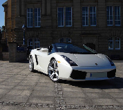 Lamborghini Gallardo Hire in Newport
