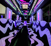 Party Bus Hire (all) in Usk