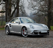 Porsche 911 Turbo Hire in Vale of Glamorgan