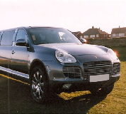 Porsche Cayenne Limos in Vale of Glamorgan